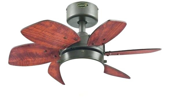 Small Outdoor Ceiling Fans W Small Outdoor Ceiling Fan With Light For Latest Small Outdoor Ceiling Fans With Lights (View 2 of 15)