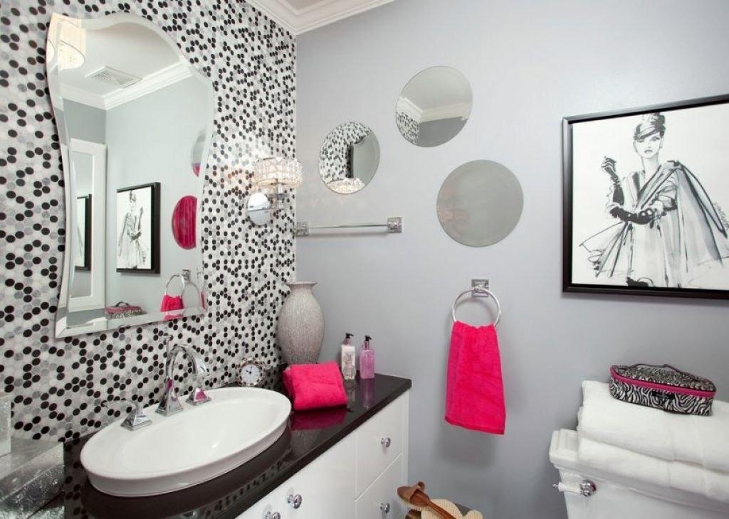 Smart Bathroom Wall Art Ideas : Top Bathroom – Beautiful Bathroom For Current Contemporary Bathroom Wall Art (View 13 of 15)