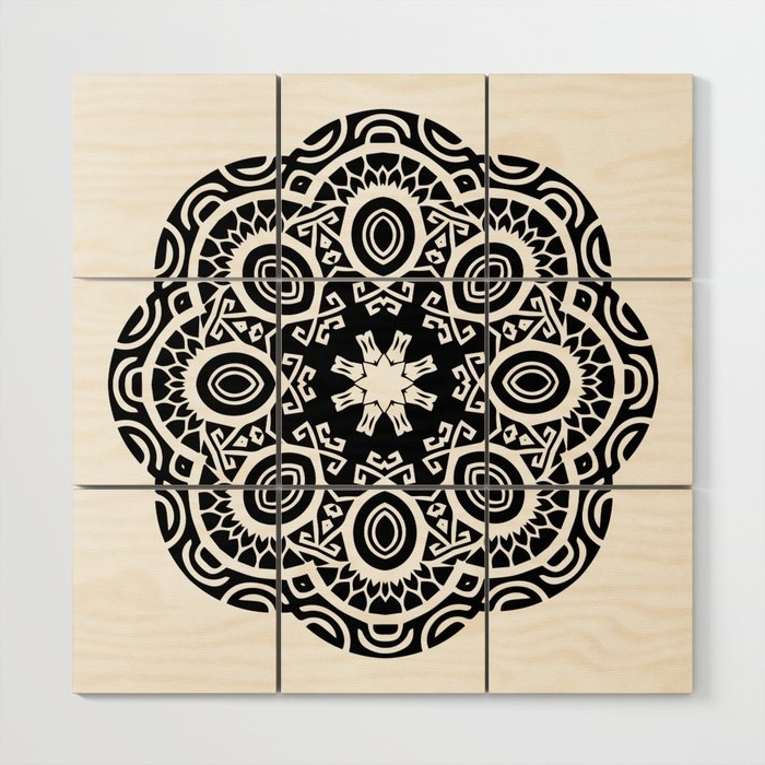 Society6 With Newest Polynesian Wall Art (View 10 of 15)