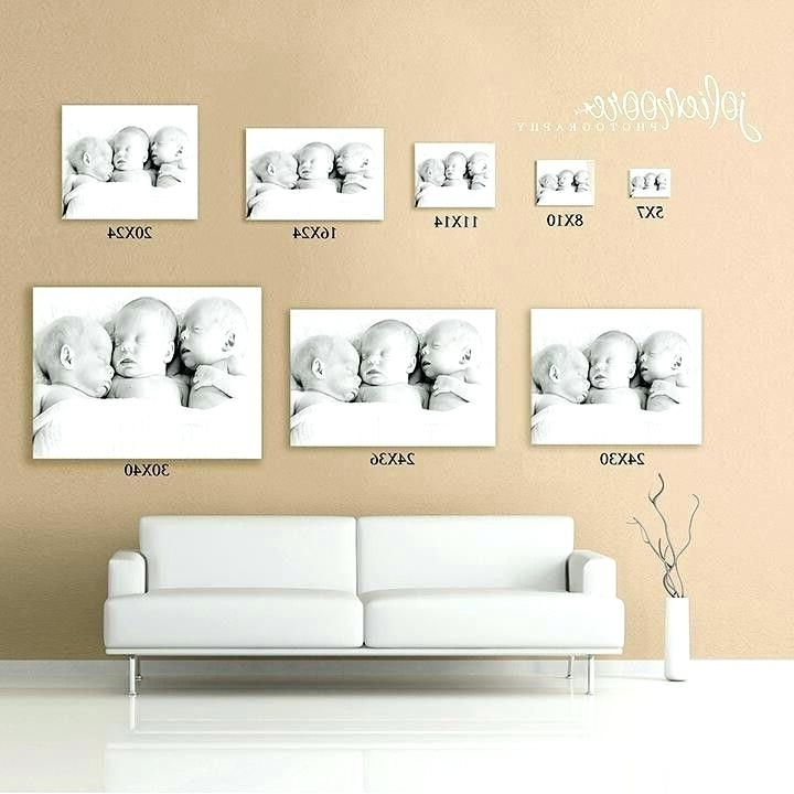 Sofa Size Wall Art Picture Sizes Canvas Size Wall Art Couch Size With Regard To Fashionable Sofa Size Wall Art (View 6 of 15)
