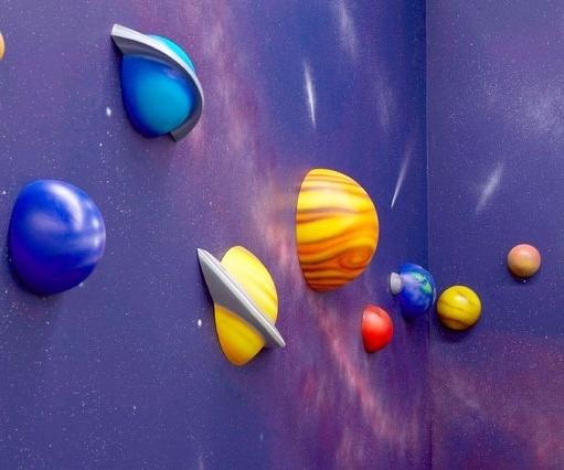 Solar System 3D Wall Art Throughout 2018 3D Solar System Wall Art Decor (View 2 of 15)