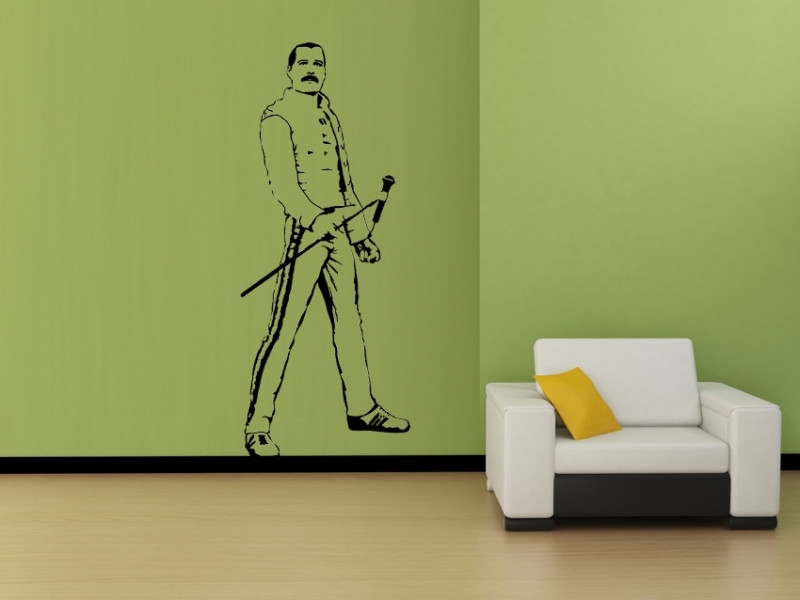 South Shields Guitar Lessons: Freddie Mercury Queen Music Wall Art Intended For Newest Freddie Mercury Wall Art (View 9 of 15)