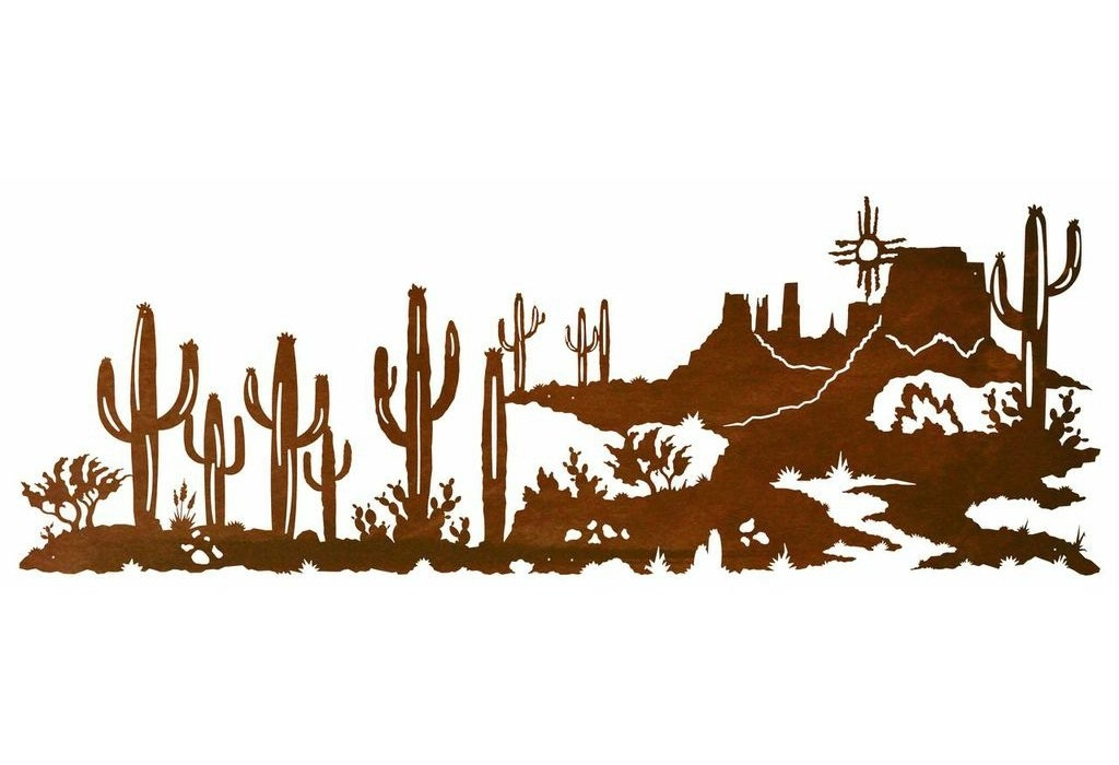 Featured Photo of Southwestern Metal Wall Art