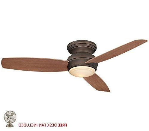 Special Offers – Minka Aire F594 Orb Concept Bronze Hugger 52 Within Favorite Hugger Outdoor Ceiling Fans With Lights (View 14 of 15)