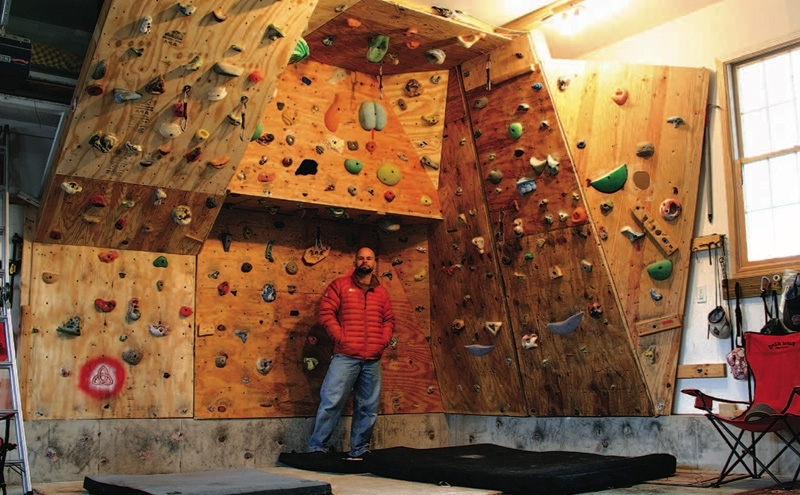 Splendid Home Rock Climbing Wall New Trends Building A Bouldering Is Inside Favorite Home Bouldering Wall Design (View 5 of 15)