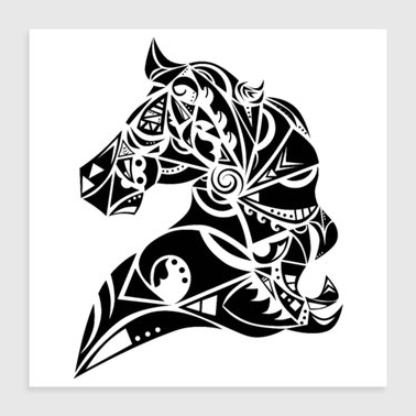 Spreadshirt Inside Polynesian Wall Art (View 12 of 15)