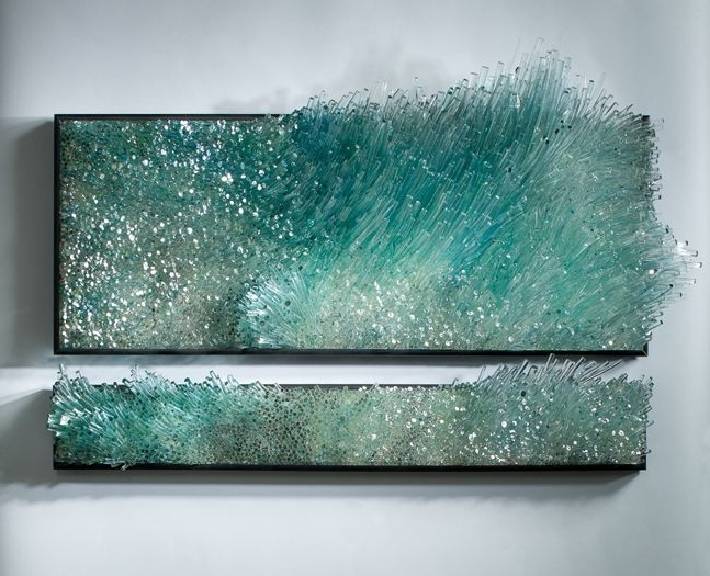 Featured Photo of 3D Glass Wall Art