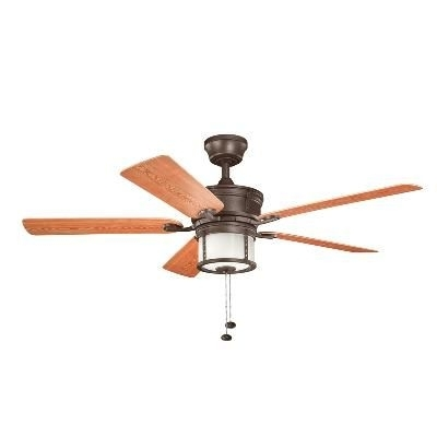 Featured Photo of Craftsman Outdoor Ceiling Fans