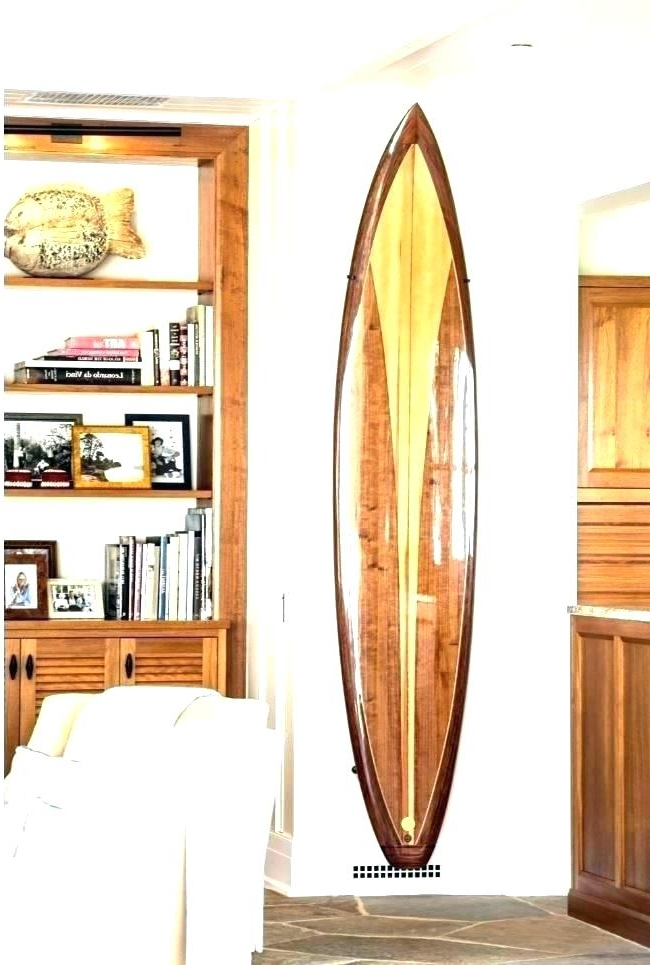 Surfboard Decoration Decorative Surfboard Wall Art Remarkable Throughout Recent Decorative Surfboard Wall Art (View 10 of 15)