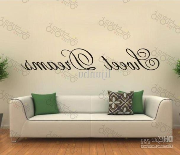 Featured Photo of 3D Wall Art Words
