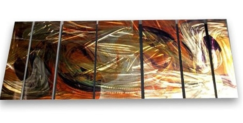 Swm00019 – Large Abstract Metal Wall Decor From All My Walls With 2017 Large Abstract Metal Wall Art (View 15 of 15)