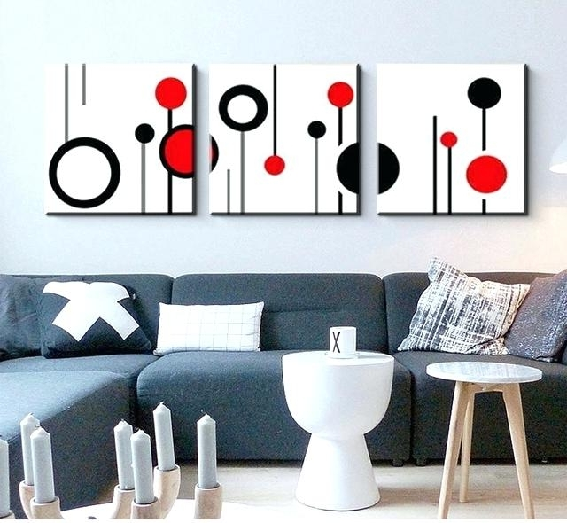 Three Canvas Wall Art 3 Piece Canvas Wall Art Wall Picture Modern Intended For Well Known 3 Piece Modern Wall Art (View 15 of 15)