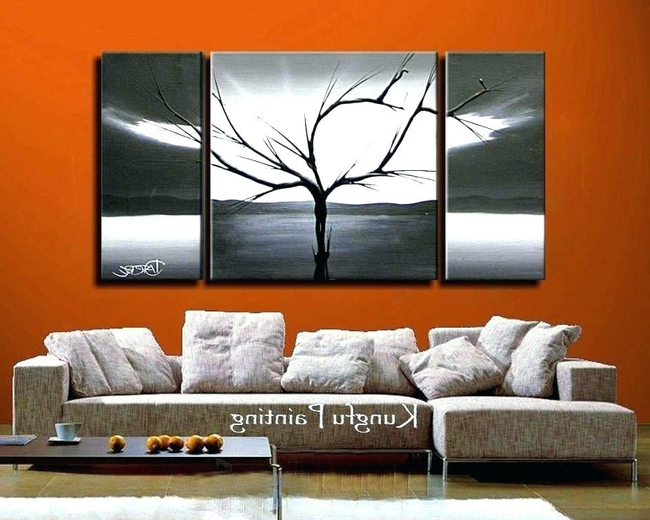 Three Panel Wall Art In 2017 5 Panel Canvas Wall Art Uk (View 8 of 15)