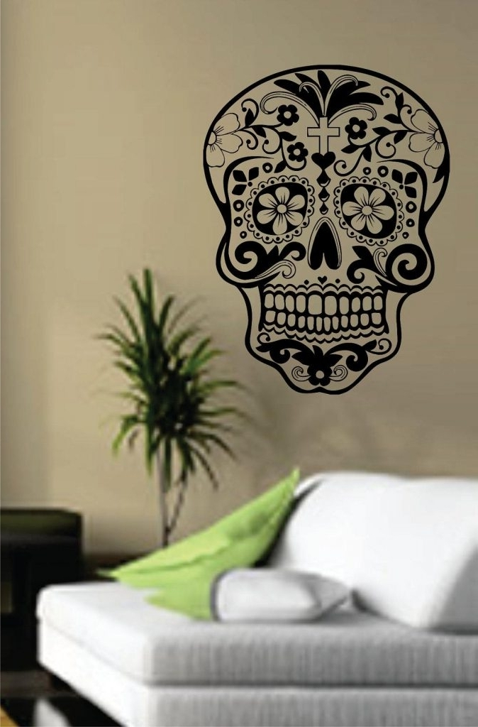 Tim Burton Wall Decals – Sudaak With Famous Tim Burton Wall Decals (View 14 of 15)