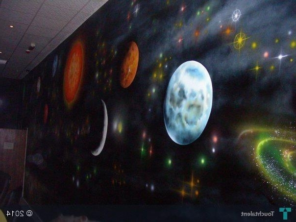 Touchtalent – For Everything Creative Inside Most Current Airbrush Wall Art (View 11 of 15)