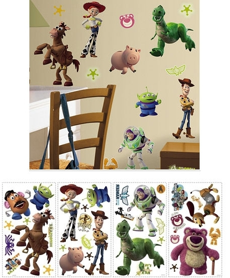 Toy Story Wall Art Throughout 2018 Vs Vs (View 8 of 15)