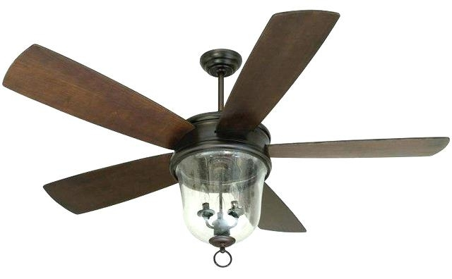 Traditional Outdoor Ceiling Fans In Famous Outdoor Ceiling Fan And Light Outdoor Fans In Oiled Bronze Gilded (View 2 of 15)