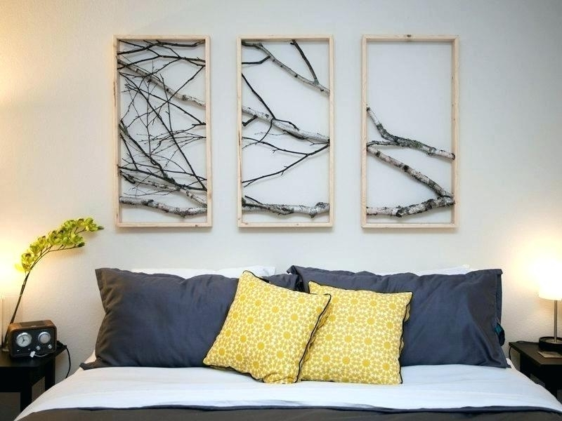 Tree Branch Wall Art In Well Liked Tree Branch Wall Branch Wall Decor 2018 Wrought Iron Wall Decor (View 7 of 15)