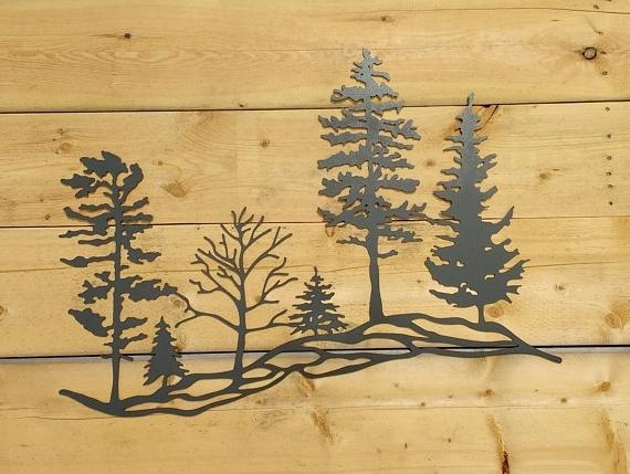 Tree Metal Wall Art – Www (View 14 of 15)