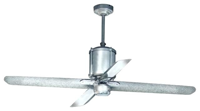 Trendy All Metal Outdoor Ceiling Fans (View 13 of 15)