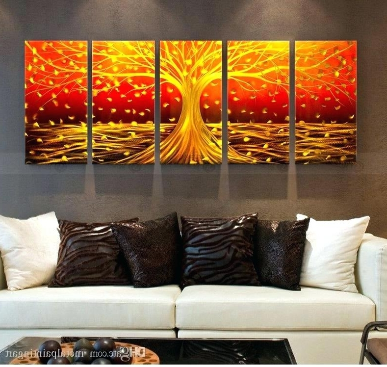 Trendy Aluminum Abstract Wall Art Pertaining To Abstract Metal Wall Art Free Shipping Handcraft Decorative Sculpture (View 12 of 15)