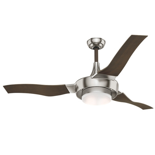 Trendy Casablanca Outdoor Ceiling Fans With Lights With Regard To Casablanca 59167 Perseus 64 In (View 13 of 15)