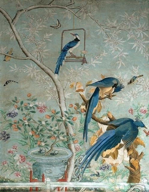 Trendy Chinoiserie Wall Art In Chinoiserie Wall Art C Chinoiserie C Home Decor In Chinoiserie Style (View 14 of 15)