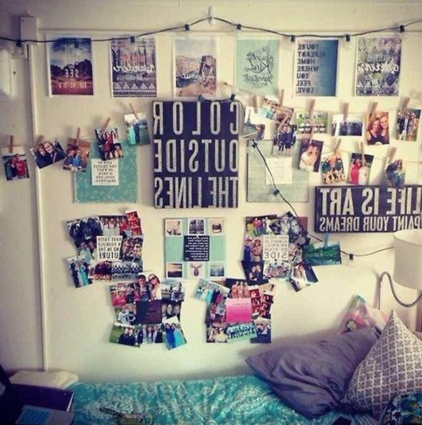 Featured Photo of College Dorm Wall Art