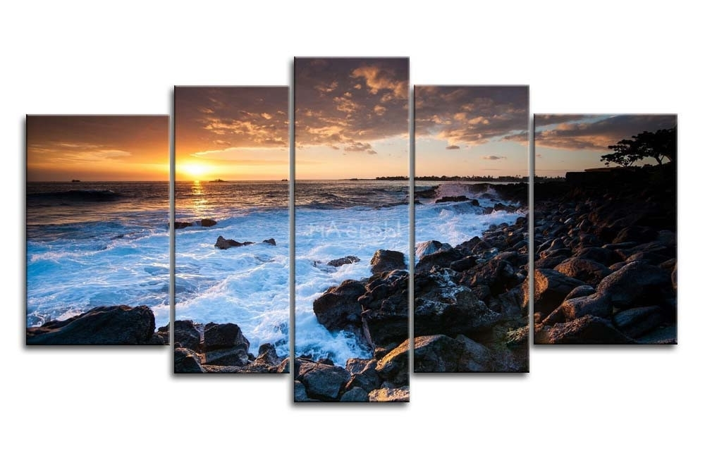 Trendy Hawaiian Wall Art Intended For Hawaii Beach Wall Art Beautiful Hawaiian Wall Decor Wall Decor Ideas (View 9 of 15)
