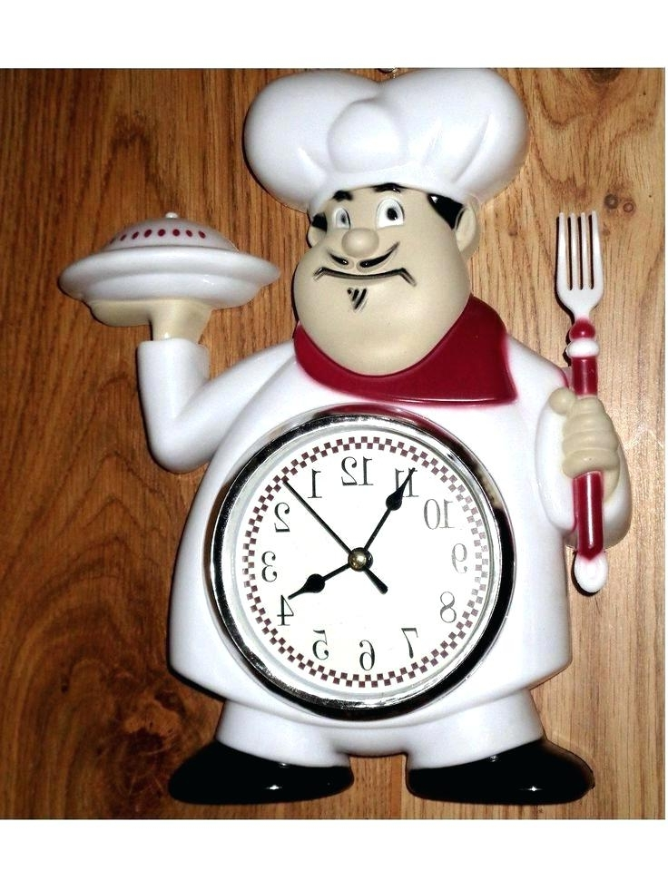 Trendy Italian Ceramic Wall Clock Decors For Italian Wall Clock Pottery Clocks – Suitablelamps (View 13 of 15)