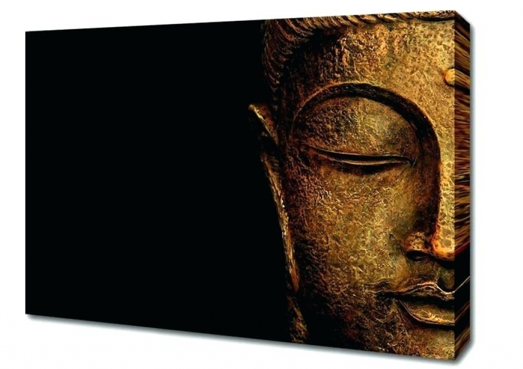 Trendy Large Buddha Wall Art For Large Buddha Wall Decor Large Buddha Wall Decor Large Wall Decor (View 14 of 15)