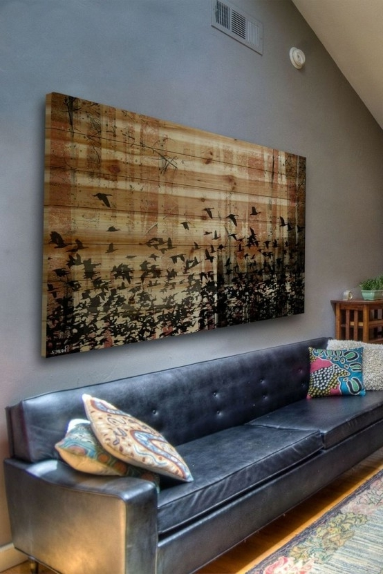 Trendy Large Unique Wall Art Within Large Wall Art Ideas The Latest Dcor Trend 31 Large Scale Wall Art (View 8 of 15)
