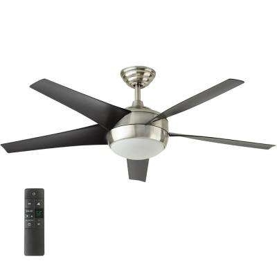 Trendy Led – Energy Star – Ceiling Fans With Lights – Ceiling Fans – The Inside Outdoor Ceiling Fan With Bluetooth Speaker (View 12 of 15)