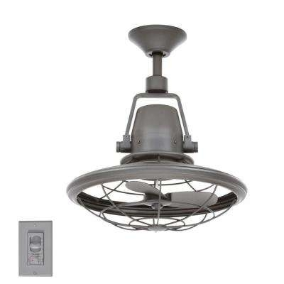 Trendy Mini Outdoor Ceiling Fans With Lights With Small Room – Ceiling Fans – Lighting – The Home Depot (View 14 of 15)