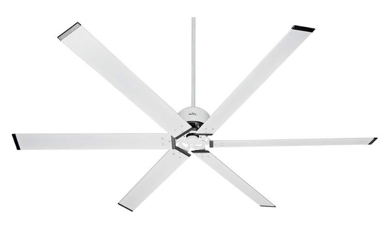 Trendy Oversized Outdoor Ceiling Fans Throughout 7 Types Of Ceiling Fans (View 13 of 15)