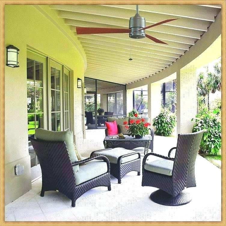 Trendy Porch Ceiling Fans Outside Ceiling Fans Outdoor Patio Ceiling Fans Throughout Outdoor Ceiling Fans For Porch (View 11 of 15)