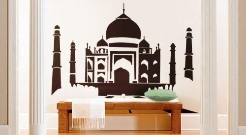 Featured Photo of Taj Mahal Wall Art