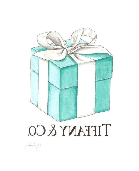 Trendy Tiffany And Co Wall Art Best Box Ideas On How To Tie Bow How To For with Tiffany And Co Wall Art