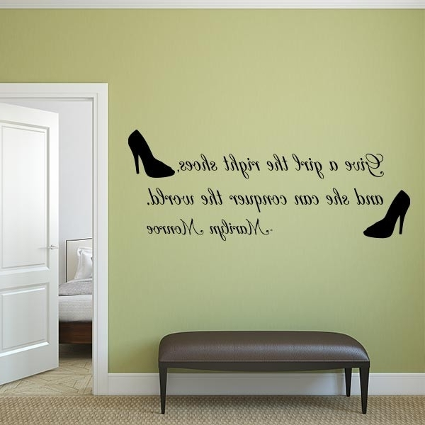Trendy Wall Decals For Teenagers New Teenage Girls Bedroom Inspirations In Wall Art For Teenagers (View 9 of 15)