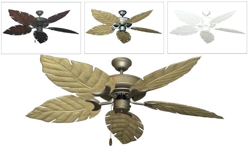 Tropical Outdoor Ceiling Fans Tropical Outdoor Ceiling Fans Photo 9 Throughout 2017 Tropical Design Outdoor Ceiling Fans (View 3 of 15)