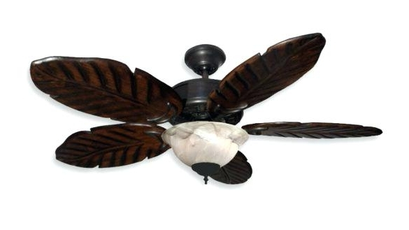 Tropical Outdoor Ceiling Fans With Lights With Regard To Trendy Tropical Outdoor Ceiling Fans Style Unparalleled Fan With Light Kit (View 15 of 15)
