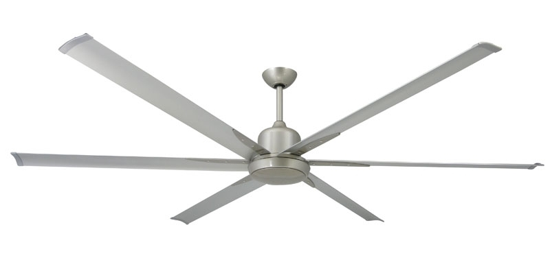 """Troposair 84"""" Titan Ceiling Fan With Regard To Newest High Volume Outdoor Ceiling Fans (View 6 of 15)"""