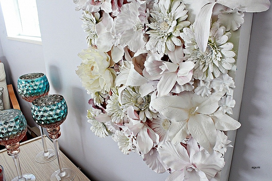 Umbra 3D Flower Wall Art For Widely Used New Umbra Wallflower Wall Decor – Everythingsathing (View 9 of 15)