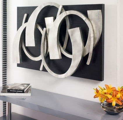 Unique Modern Wall Art And Decor Regarding Well Known Contemporary Wall Decor For Living Room Fresh Wall Art Designs (View 14 of 15)