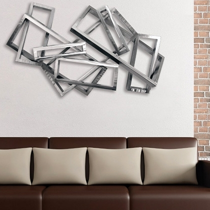 Unique Modern Wall Art And Decor With Regard To Preferred Sofa Ideas (View 11 of 15)