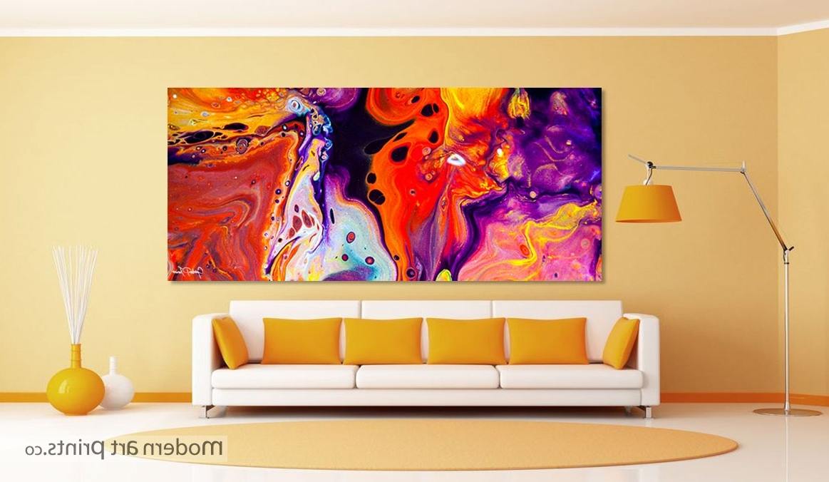 Unique Modern Wall Art inside Most Recently Released Modern Wall Art: Make Your Wall A Canvas – Blogbeen