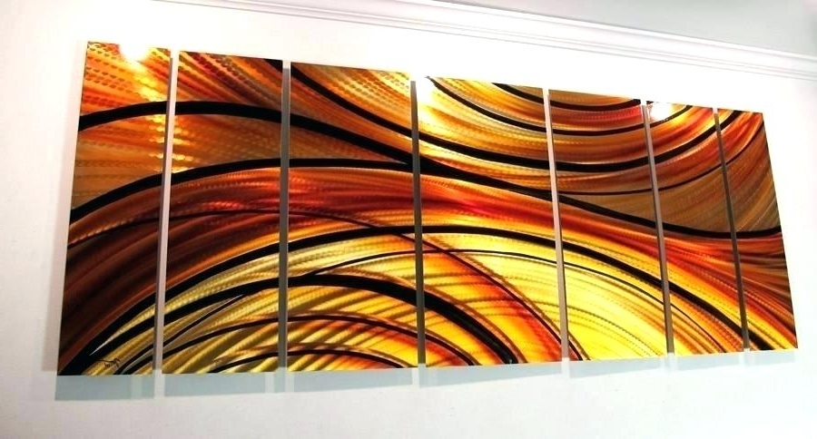 Unusual Metal Wall Art Wall Arts Large Metal Wall Art And Decor intended for Famous Unusual Metal Wall Art