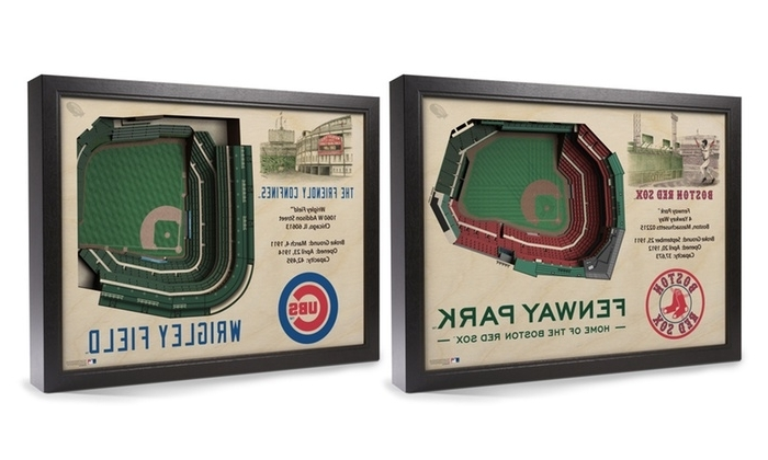 [%Up To 8% Off On Mlb Stadium View 3D Wall Art | Groupon Goods In 2017 3D Stadium View Wall Art|3D Stadium View Wall Art With Regard To Famous Up To 8% Off On Mlb Stadium View 3D Wall Art | Groupon Goods|2017 3D Stadium View Wall Art Inside Up To 8% Off On Mlb Stadium View 3D Wall Art | Groupon Goods|Most Recent Up To 8% Off On Mlb Stadium View 3D Wall Art | Groupon Goods With Regard To 3D Stadium View Wall Art%] (View 1 of 15)