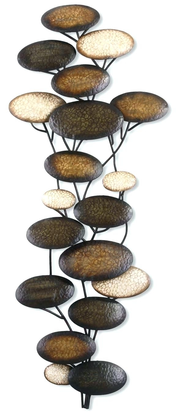 Uttermost Metal Wall Art Inside Preferred Uttermost Wall Art Uttermost Wall Decor Palm Art Shadow Box A (View 8 of 15)