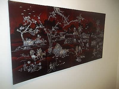 Vakarme throughout Preferred Mother Of Pearl Wall Art